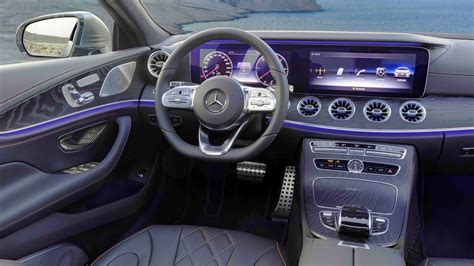 Mercedes Interior 2019 by 2019 Mercedes Cls Class Interior And Exterior Trailer