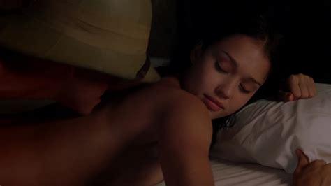 Jessica Alba Nude The Sleeping Dictionary Pics