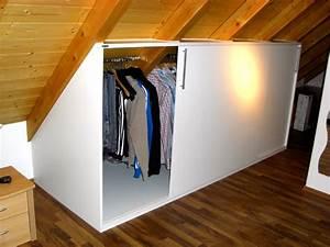 Schlafzimmer in Dachschräge Dachzimmer einrichten