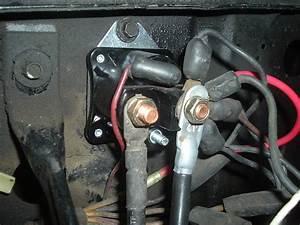 32 Ford F250 Starter Solenoid Wiring Diagram