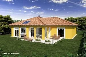 Mediterraner Stil : fertighaus mediterran bungalow ~ Pilothousefishingboats.com Haus und Dekorationen