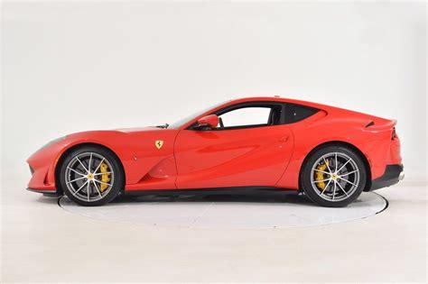 Used 2020 ferrari 812 superfast base $399,000 $7,402 mo. 2020 Ferrari 812 Superfast - Ferrari of Fort Lauderdale - United States - For sale on LuxuryPulse.
