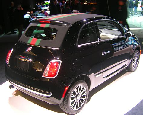 Fiat 500 Gucci Edition by Fiat 500 Gucci Edition Classic Cars Today