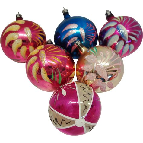 box 6 poland hand blown and decorated christmas tree