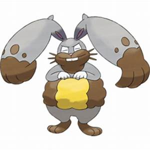 Diggersby (Pokémon) - Bulbapedia, the community-driven ...