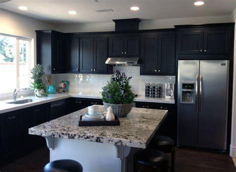 kitchens with espresso cabinets espresso shaker gallery 6616