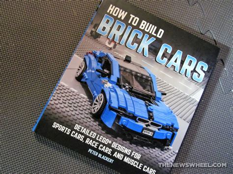 How To Build Car by Book Review Quot How To Build Brick Cars Quot By Blackert