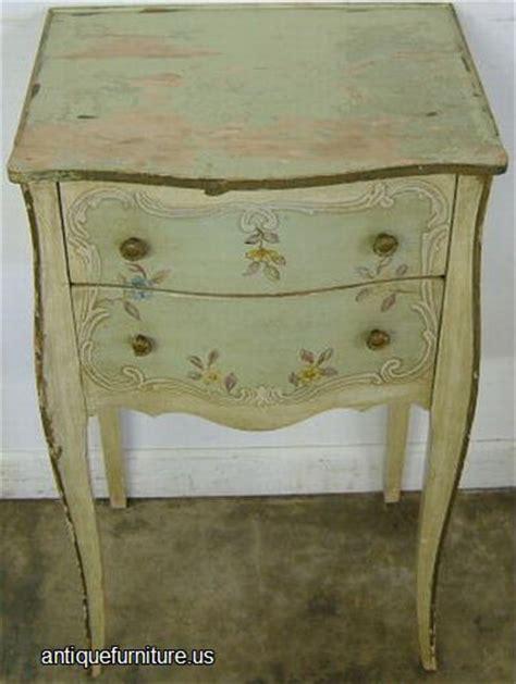widdicomb dresser appraisal antique widdicomb paint decorated nightstand at