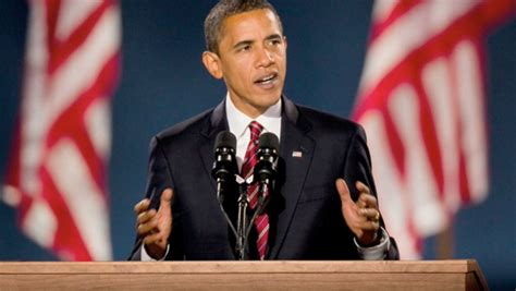 barack obama elected president history