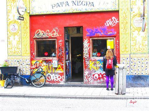 amsterdam pata negra restaurant and bar photograph by sergio b