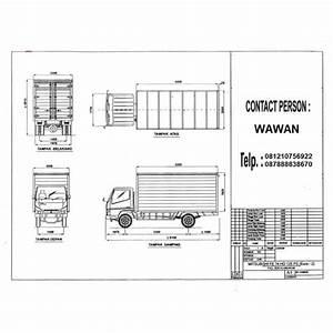 Jasa Karoseri Box Dan Wing Box Cargo Oleh Pt Punitama Anugrah Mandiri  Parma