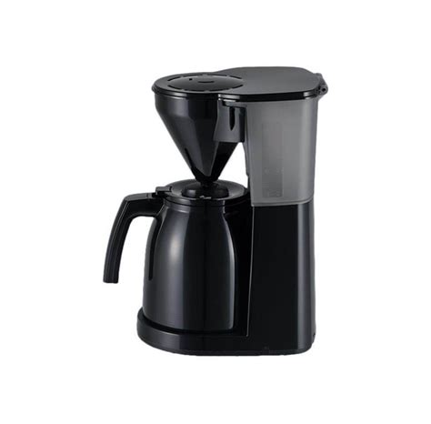 In 1908, melitta bentz, a german changed all that by using her son blotting paper as the filer and putting it in a brass pots with holes. Melitta Easy Therm - coffee maker - black | På lager | Billig