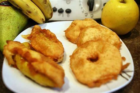 p 226 te 224 beignets aux fruits au thermomix de vorwerk recette de p 226 te 224 beignets aux fruits au