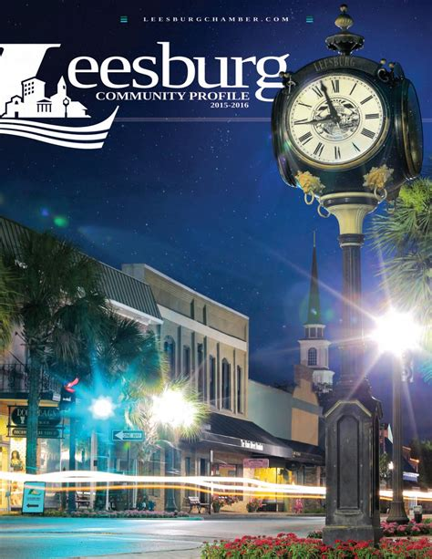 leesburg fl chamber guide  town square publications llc