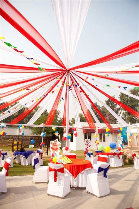 circus carnival party event ideas circus carnival