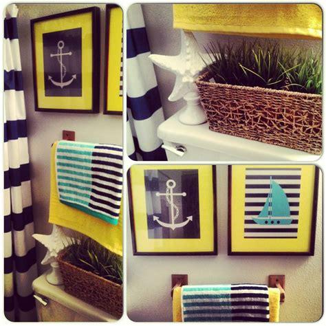 bathrooms ideas pictures best 25 nautical bathrooms ideas on anchor