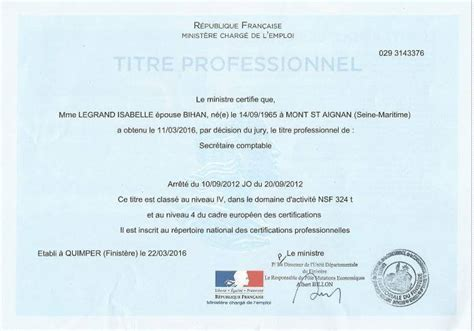 mes formations secr 233 taire comptable isabelle bihan