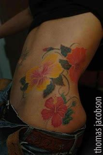 tattoo art hibiscus tattoos meaning  pics