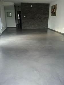 Vernis Béton Ciré : comment faire beton cire ~ Premium-room.com Idées de Décoration