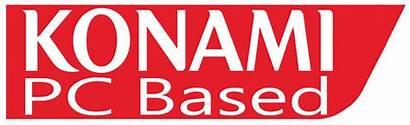 Konami Pc Based Platform Launchbox Clear Logos