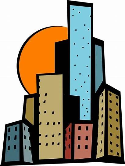 Tall Clipart Building Clipartix