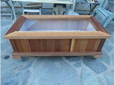 Beautiful cedar planter box plans » Home Decorations Insight