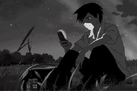 Ok, demikianlah berbagai ulasan foto photo anime gif yang dapat admin. Alone Sad Anime Wallpaper Phone - Anime Wallpaper HD