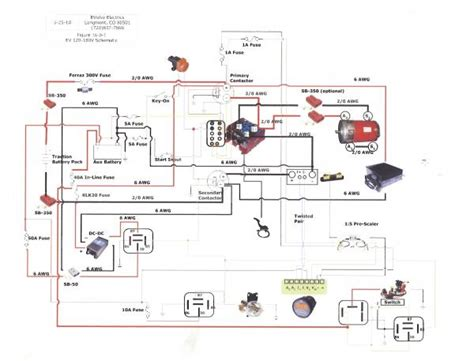 Please Check Wiring Diagram Diy Electric Car Forums