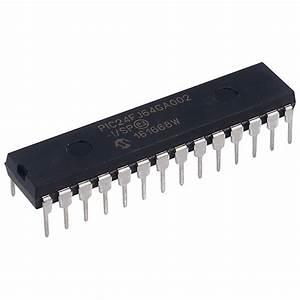 Microchip Pic24fj64ga002 Sp 16