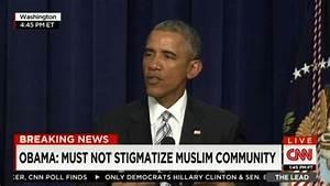 CNN banner 'changes' Obama's stance on Muslims ...