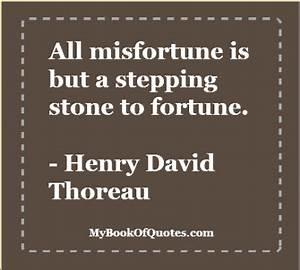Henry David Tho... Thoreau Book Quotes