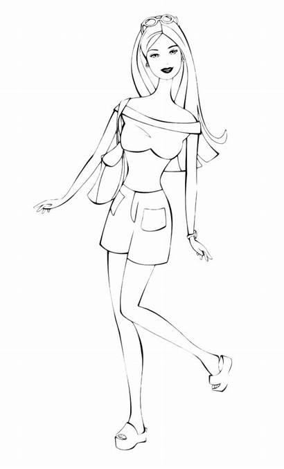 Barbie Shorts Coloradisegni Pantaloncini Pages2color Cookie Copyright