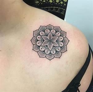Tatouage Symbole Vie : le tatouage rosace sous toutes ses coutures ~ Melissatoandfro.com Idées de Décoration
