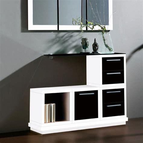 meuble rangement entree couloir maison design hompot