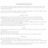 Sanitation Chart Calendar 2017 Emergency Documents Examples