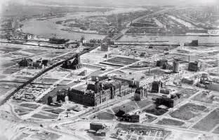 Rotterdam After WW2