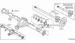 2005 Nissan Titan Parts Diagram