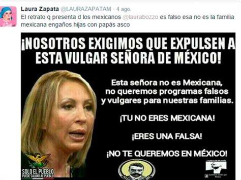 Laura Bozzo Memes - laura bozzo destruye a laura zapata por difundir meme espect 225 culos elpopular pe