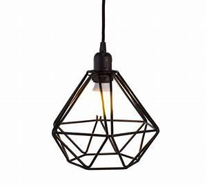 Amazon Luminaire Suspension : suspensions suspension hexagone noir clairage pinterest ~ Teatrodelosmanantiales.com Idées de Décoration