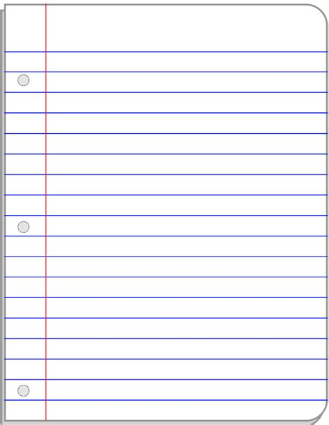 Blank Writing Paper Online I Need A Thesis Statement Blank Writing