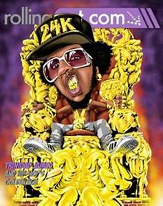 Trinidad James Sparks Hip-Hop's Golden Age : 10 Squared