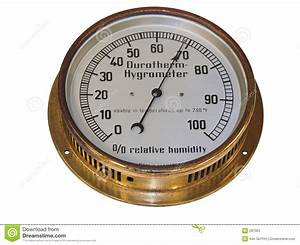 Old Hygrometer Stock Photography - Image: 287962