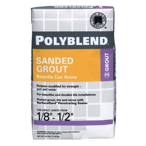 Polyblend Sanded Ceramic Tile Caulk Quartz by Polyblend Non Sanded Grout Lookup Beforebuying
