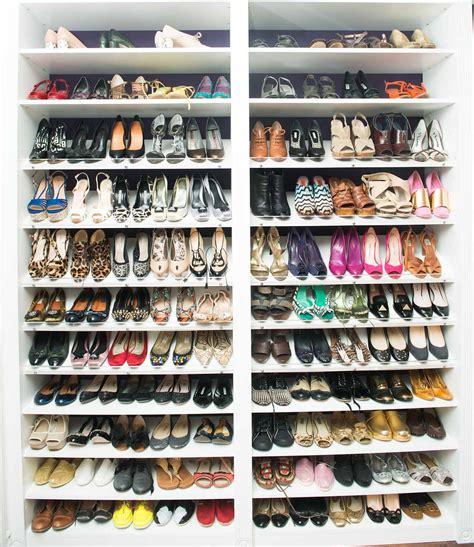 16 Drool Worthy Shoe Closets Lauren Messiah