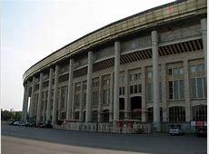 Moscow 1980; Luzhniki Stadium – Architecture of the Games