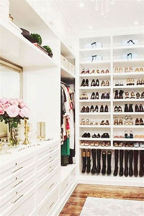 12 Enviable Walk In Closets — The Fox & She. Kitchen Counter Materials. Plug In Chandeliers. Deckscapes. San Diego Architecture. Ikea Sink. Pretty Shower Curtains. Front Porch Plants. Images Of Kitchen Cabinets