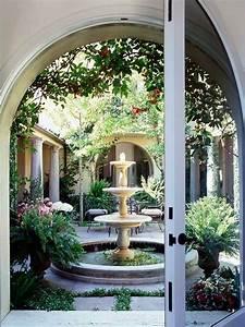 40, Beautiful, Garden, Fountain, Ideas