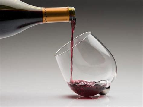 2264 aura wine glasses you can now get a wine glass that spins so you ll never