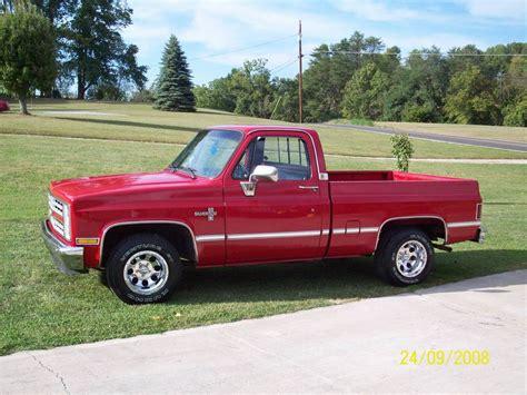 1986 Chevrolet Silverado by Ward7racing 1986 Chevrolet Silverado 1500 Regular Cab