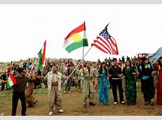 USKurdish Relations The Kurdish Project